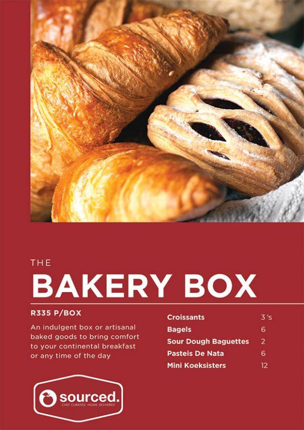 Bakery Box Flyer